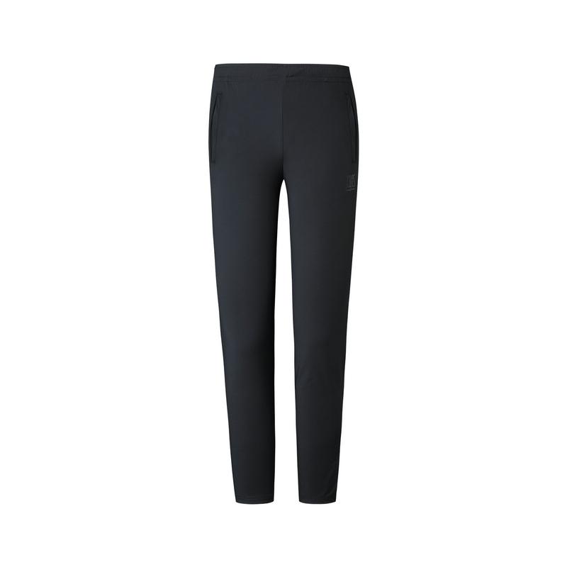 【释冰科技】特步 专柜款 女子梭织运动长裤 19夏新款跑步轻薄裤981228980245