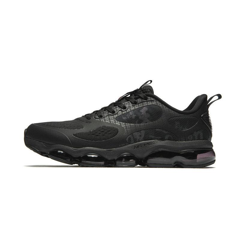 特步 专柜款 男子跑鞋 2019夏款新款全掌气垫缓震透气运动鞋981219110222