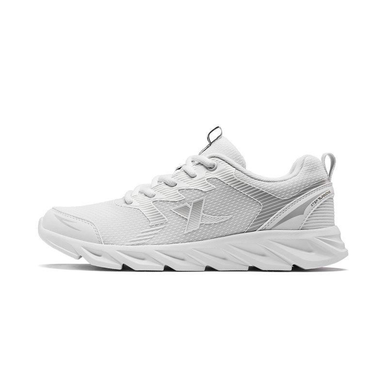 特步 女子网面跑步鞋 新款舒适透气时尚百搭运动鞋881218119890