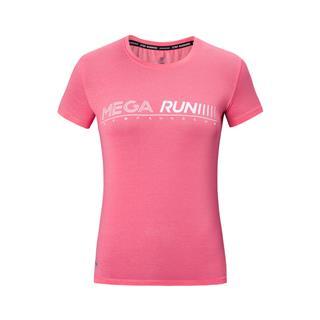 【释冰科技】特步 专柜款 女子短袖针织衫 跑步透气轻薄运动T恤981228012723