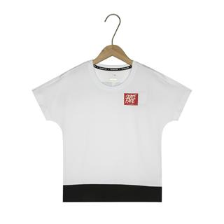 特步 男童短袖针织衫 儿童中小童时尚T恤881125019324