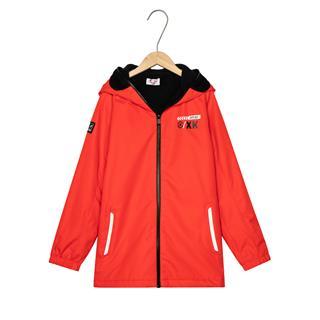 特步 专柜款 男童春季户外运动时尚百搭儿童双层风衣681125353084