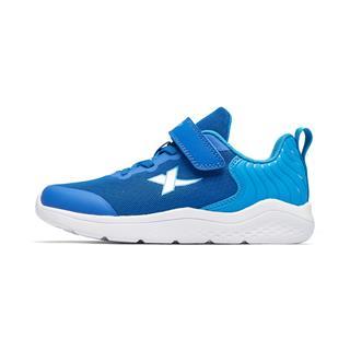 特步 儿童跑鞋 19夏新款男女童透气网面运动鞋681216119283