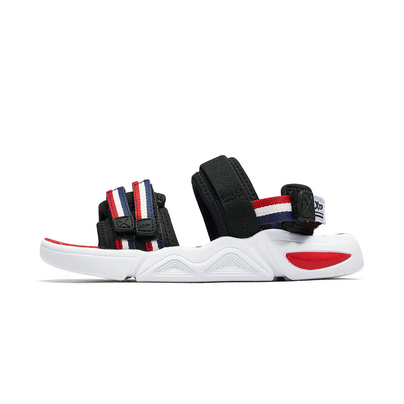 特步 童鞋 2019夏季童鞋中小童儿童沙滩鞋宝宝沙滩凉鞋681216509252