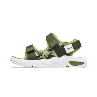 特步 男女童鞋 童鞋男童户外沙滩鞋小童沙滩鞋681216509236