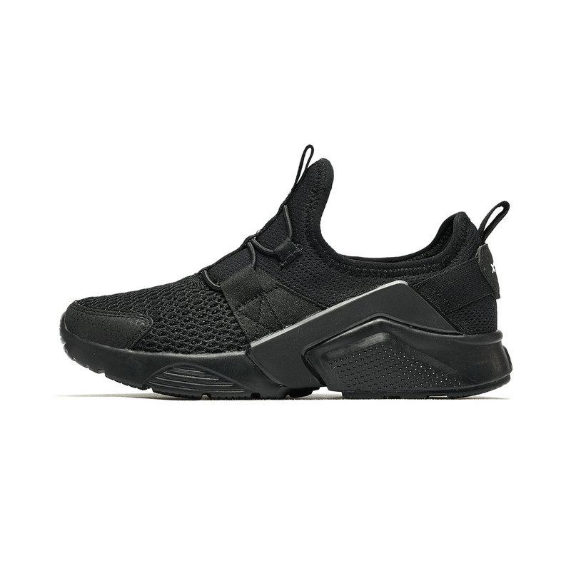 特步 男童休闲鞋 童鞋透气大网孔男童休闲鞋运动鞋681215329267