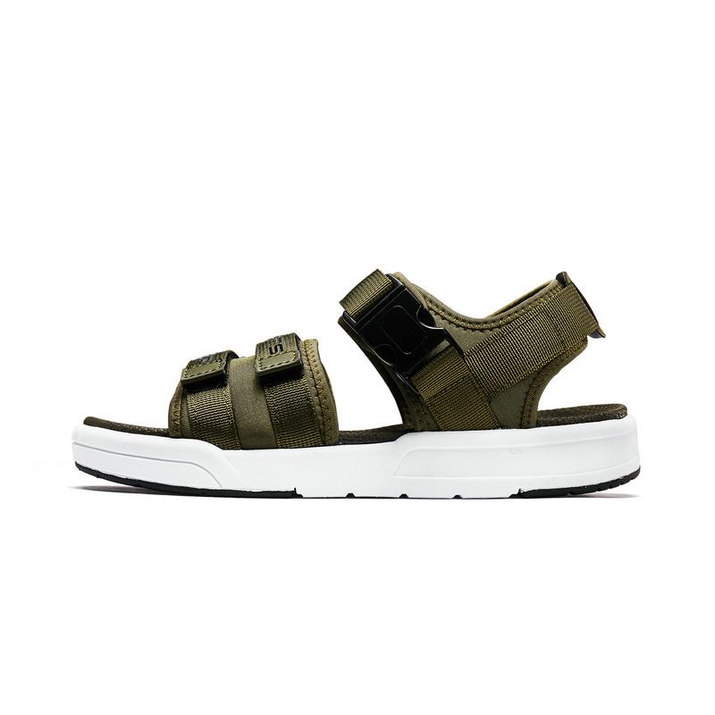特步 男子凉鞋 19夏新款休闲时尚沙滩鞋881219509586