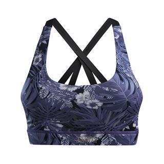【景甜同款】特步 专柜款 女子胸衣 印花跑步健身内衣981228590051