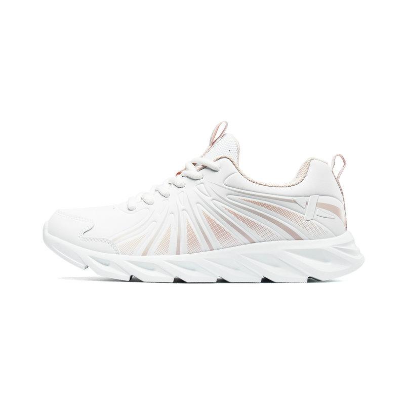 【刀锋系列】特步 女子跑鞋 新款时尚透气舒适运动鞋881318119031