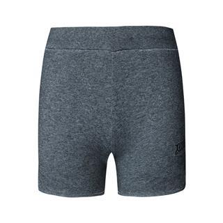 特步 女子针织短裤 运动舒适健身跑步短裤881228609056