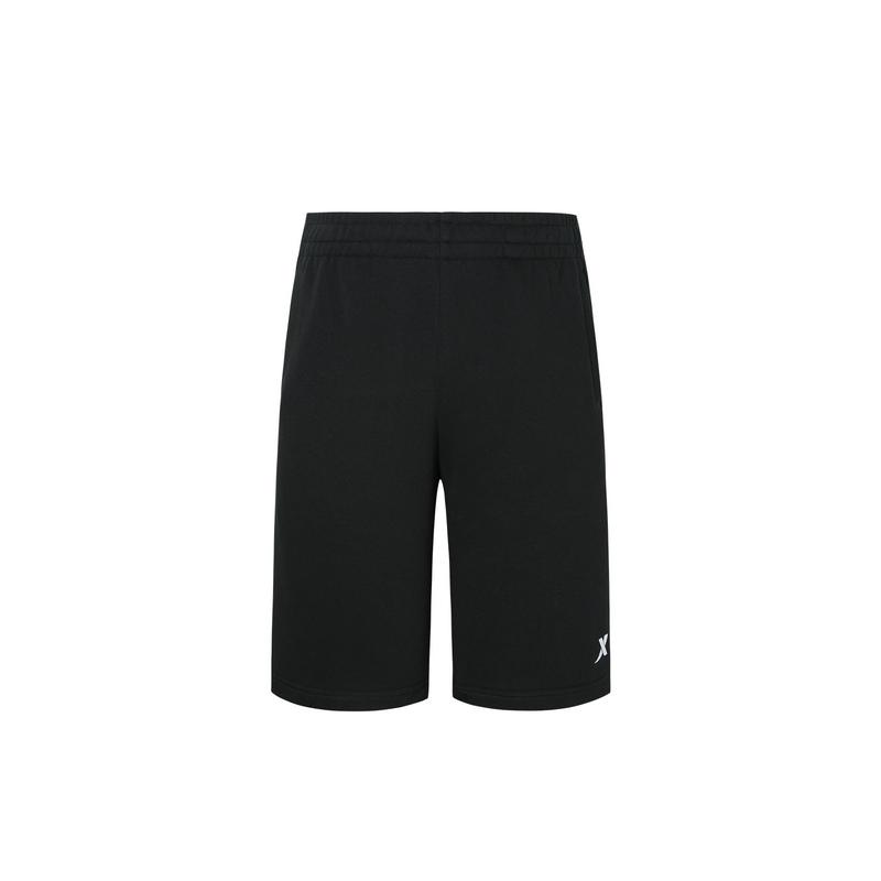特步 男子针织五分裤 19夏新款休闲潮流运动短裤881229609295