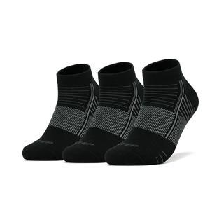 特步 男短袜 时尚运动袜三双装881339549020