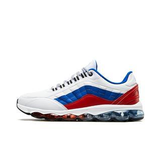 特步 男子跑鞋 19新款舒适慢跑大气时尚全掌气垫跑步鞋881119119285