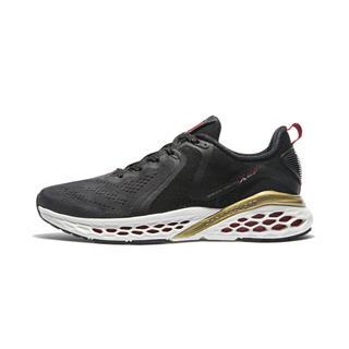 特步 专柜款 男子跑鞋 2019春季新款减震休闲健步动力巢跑鞋981119110178