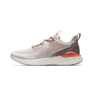特步 专柜款 女子跑鞋2019春季新款轻便动力巢减震休闲运动鞋981118110306