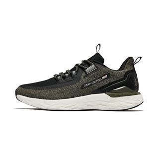 特步 专柜款  男子跑鞋2019春季新款轻便动力巢减震休闲运动鞋981119110306