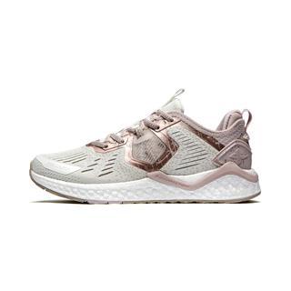 【动力巢X2】特步 专柜款 女子跑鞋 19夏新款网面休闲动力巢缓震运动鞋981318110361