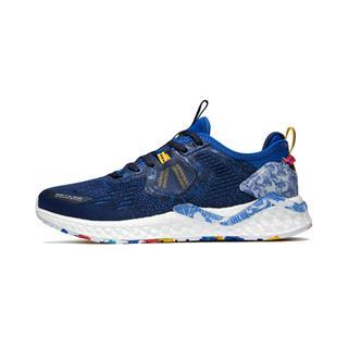 【动力巢X2】特步 专柜款 男子跑鞋 19夏新款网面动力巢缓震运动鞋981319110361