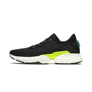 特步 专柜款 男子休闲鞋 透气运动鞋男动力巢跑鞋981219392965
