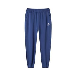 特步 男子运动针织长裤 舒适透气百搭运动裤881329639275