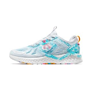 【动力巢X2】特步 专柜款 女子跑鞋 网面休闲动力巢科技缓震运动鞋981318110361