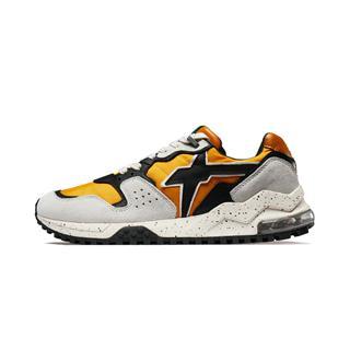 【XX系列】特步 专柜款 男子休闲鞋 特步 x W6YZ联名设计潮流运动鞋981319320256