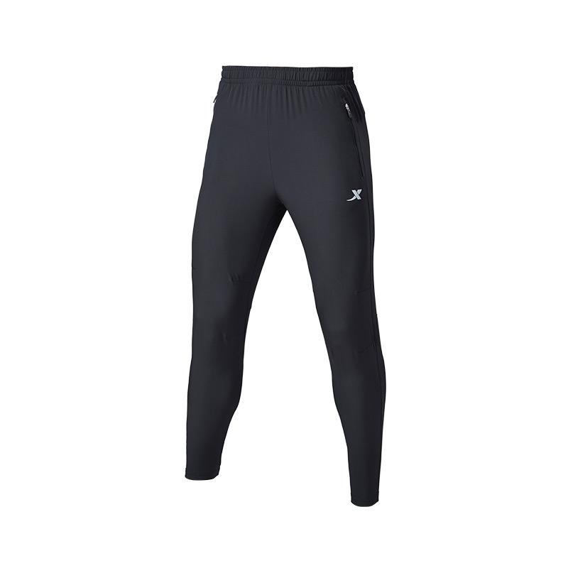 【团购定制款】特步 专柜款 2019年新款男子梭织运动长裤982129988001