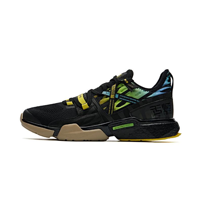 【阿里系列-蝴蝶】特步 专柜款 男子综训鞋 19新款透气运动鞋981219520858