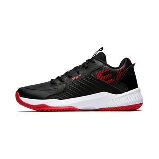 特步 专柜款 男子秋季男球鞋 舒适大底减震耐磨运动鞋981319121227