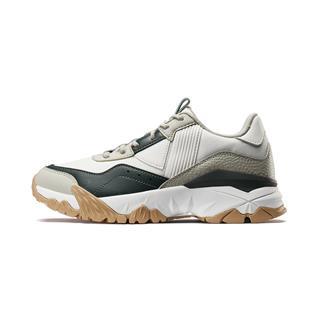 【明日之子同款火山鞋】特步 专柜款 女子休闲鞋 运动透气都市老爹鞋981318393061