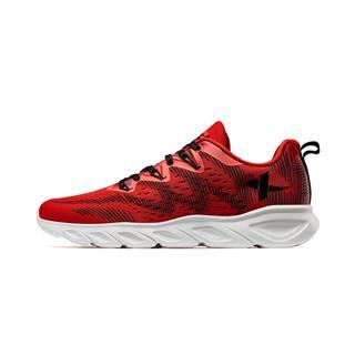 特步 专柜款 男子跑鞋 柔软轻便运动鞋透气跑鞋981319110319