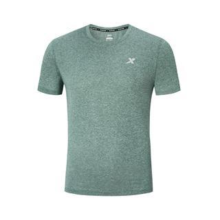 特步 短袖T恤男 运动T恤透气轻薄男装上衣881229019273