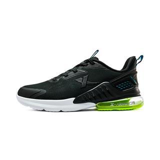 特步 专柜款 男子跑鞋半掌气垫运动鞋男休闲网鞋981319110295