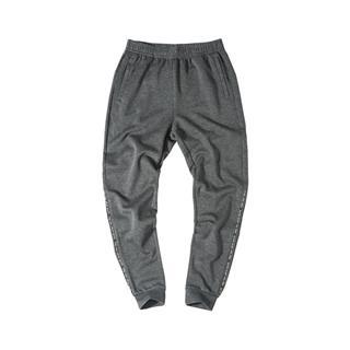 特步 男子都市活力针织长裤 舒适面料时尚脚口长裤881329639246