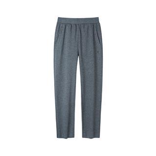 特步 专柜款 男子秋季直筒运动长裤 简约百搭舒适透气针织长裤981329630332