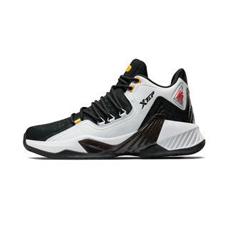 【游云3代】特步 专柜款 男子篮球鞋 高帮耐磨减震透气篮球鞋981319121218