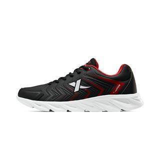 【刀锋系列】特步 男子跑鞋 19新款简约革面运动鞋881319119166