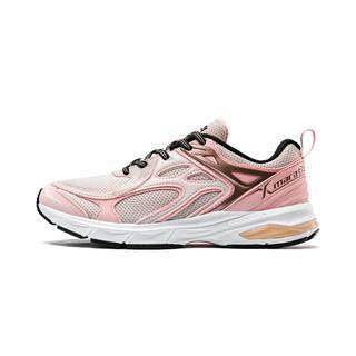 特步 专柜款 女子跑鞋 2019秋季新款透气轻便运动鞋女鞋网面981318110316
