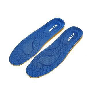 特步 男女通用乳胶鞋垫  舒适透气柔软运动鞋垫881337859026