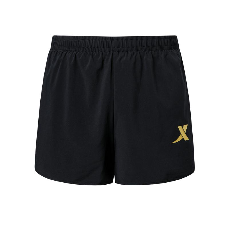 【国人竞速】特步 专柜款 女子短裤 运动跑步短裤981228468701