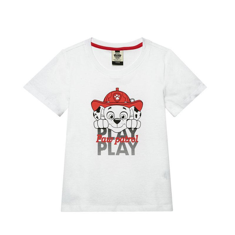 特步 专柜款 儿童2019夏季新款男童幼小童纯棉T恤短袖上衣薄681225013160