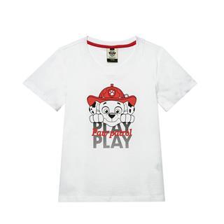 特步 专柜款 儿童男童幼小童纯棉T恤短袖上衣薄681225013160