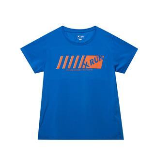 特步 专柜款 童装新品圆领短袖上衣男童运动T恤681225014143