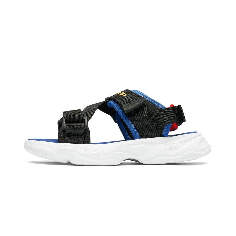 特步 专柜款 儿童2019夏季新款男童舒适轻便休闲运动沙滩鞋681215505228