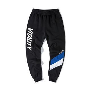 特步 男子针织长裤 时尚舒适口袋收脚裤881429639162