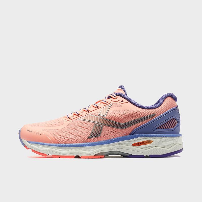 【竞训300】特步 专柜款 女子跑鞋 新款专业马拉松运动跑步鞋981318110279