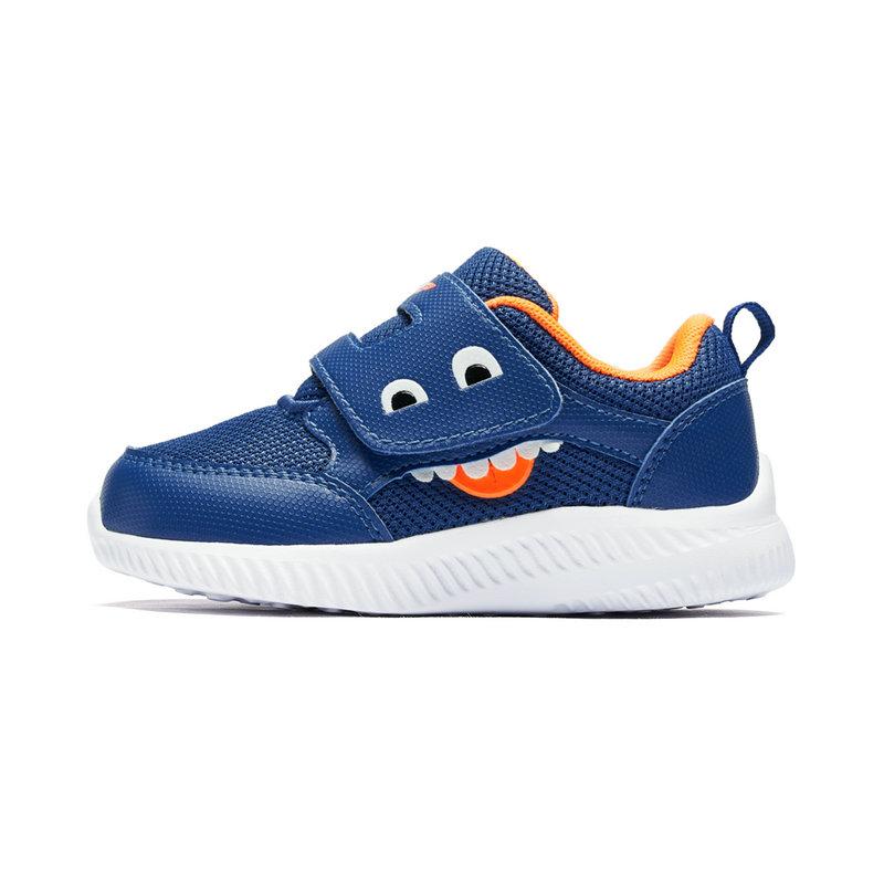 特步童鞋 防滑小童健康鞋男女宝宝软底学步鞋1-3岁婴儿鞋681316619322