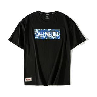 【这就是街舞】特步 男子短袖圆领纯色短袖T恤针织衫881229019320