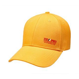 特步 男女同款运动帽遮阳帽881437219011