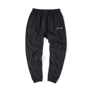 特步 男子梭织单裤 简约运动收脚裤881429499147